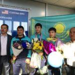 Атыраулық каратэші Әбілмансұр Батырғали Азия чемпионы атанды