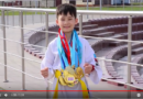 Ердәулет Нұрадиннің спортқа деген мотивациясы (Видео)