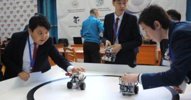 Павлодарда облыстық робототехника фестивалі өтті