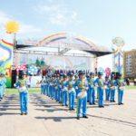 Атырауда 1-маусымда мыңдаған музыкалық оркестрлер шеруі өтті