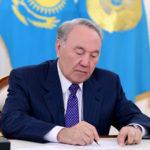 Президент Түркістан облысын құру туралы Жарлыққа қол қойды