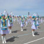 Павлодар облысында «Сәлем саған, Астана!» шеруіне 12 мыңнан астам оқушы қатысты