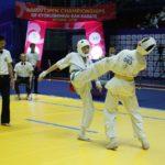 Каратэшілер Азия чемпионатынан жеңіспен оралды