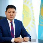 Берік Уәли Жамбыл облысы әкімдігінің ішкі саясат басқармасының басшысы болып тағайындалды
