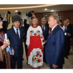 Маңғыстау облысы Астананың 20 жылдығына ерекше тарту жасады