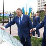 """""""Қазақ еліне мың алғыс!"""" арқалатқан Қарағанды"""
