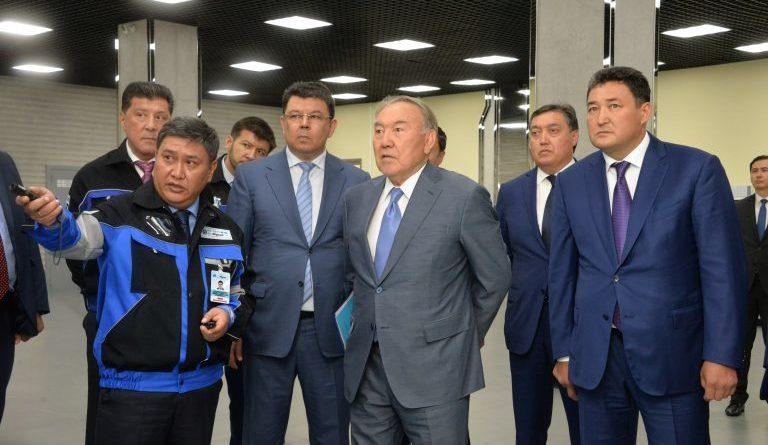 Нұрсұлтан Назарбаев: Зауыттарға цифрландыру енгізіңіздер