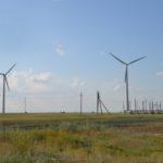 Павлодар облысындағы «Галицкое» ЖШС алғашқы болып жел генераторын орнатты