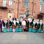 Павлодарлық әжелер мен жастар ансамбльдері  Ресей Федерациясының Омбы қаласында өнер көрсетті