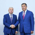Қайрат Нүкенов Түркістан облысы әкімінің бірінші орынбасары болып тағайындалды