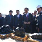 Премьер-Министр Екібастұзда көмір өнеркәсібі кәсіпорнында болды