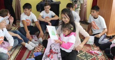 Павлодарда жетім және ата-анасының қамқорлығынсыз қалған балаларға арналған қазақ тілі курсы басталды