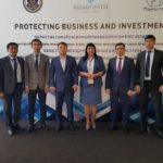 Маңғыстауда «Protecting business and investments»  жобасына қызығушылық артып келеді
