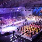 Атырауда 3 күнге созылған халықаралық оркестрлер фестивальі аяқталды