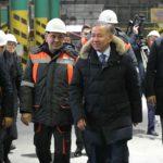 Мәжіліс Спикері Нұрлан Нығматулин Президент Жолдауын жүзеге асыру бойынша Павлодар облысына келді