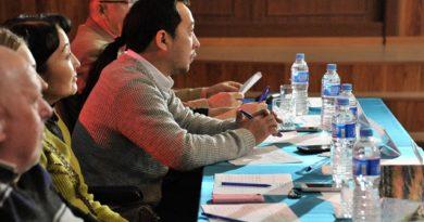 Павлодарлық өнерпаздар туған жер туралы авторлық шығармаларын орындады