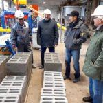 Павлодар мемлекеттік университетінің оқытушылары технолгиялық қалдықтардан құрылыс материалдарын жасап шығара бастады