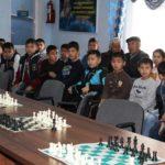 Кентау қаласында шахматтың Рапид түрінен жасөспірімдер арасындағы III-ші дәстүрлі облыстық деңгейде турнирі өтті.