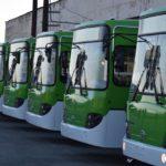 Атырауда қоғамдық көліктер паркі 15 жаңа автобуспен толықты