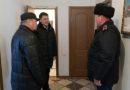 Павлодар облысының әкімі Болат Бақауов Баянауылдағы жаңа тұрғын үйлердің салыну барысымен танысты