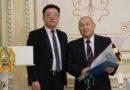 Павлодарда ҚР Құрметті журналисі Мұхит Омаровтың 70 жылдық мерейтойы аталып өтті