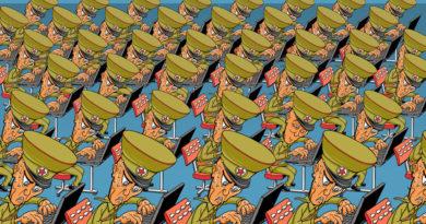 Кәріс хакерлері мен Пентагонның текетіресі