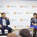 Н.Ноғаев: Мемлекеттік қызметкелер өз біліміне ғана сену керек