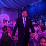 Атыраудағы президент шыршасына 850 бала қатысты