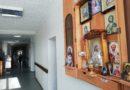 Ауруханада христиан дінінің иконалары неғып тұр?