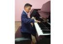 Қазақтың  ең жас  композиторы Нұрәлінің 30-дан аса  туындылары бар
