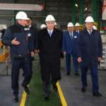 Қазақстан Республикасының Президенті Қасым-Жомарт Тоқаев  Павлодар облысына жұмыс сапарымен келді