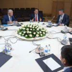 Павлодар облысының әкімі Болат Бақауов елордада қытайлық және даниялық инвесторлармен кездесті