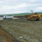 «Қарағанды-Балқаш» автожолын жаңарту жұмыстары жайында