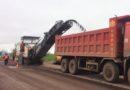 «Меркі–Бурылбайтал» (7-273 км) автожолын қайта жаңарту жұмыстары басталды