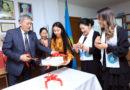 Жастардың рухани мәдениетін дамытады  Қазақ ұлттық қыздар педагогикалық университетінде «El-ana» жастар руханият және білім орталығы ашылды.