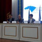 «Ақ жол» партиясынан Президенттікке үміткер Дания Еспаева Шымкент қаласының халқымен кездесті