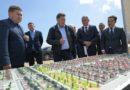 Павлодар облысында көп балалы отбасылар үшін жеке тұрғын үйлер салынып жатыр