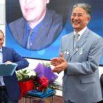 Павлодар мемлекеттік университетінде Қазақстанның Құрметті металлургі Мерхат Сүйіндіковтің 60 жылдық мерейтойы өтті