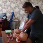 Павлодар облысында жедел жәрдем қызметкерлері тұрғындарға алғашқы медициналық көмек көрсетудің қыр-сырларын үйретті