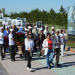«Ақ жол» партиясынан Президенттікке үміткер Дан ия Еспаеваның штабы «Алашқа тағзым» акциясын өткізді