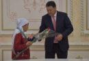 Павлодар облысының әкімі көп балалы аналарды марапаттады