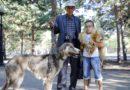 Павлодар мемлекеттік университетінде тазы иттердің көрмесі өтті