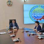 Павлодар қаласының әкімі болып Қайрат Нүкенов тағайындалды