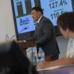Павлодар облысының әкімі өңірдің сауда орындарында импорт үлесі төмендетілуі керек екенін айтты