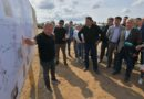 Павлодар облысының әкімі өңірдегі құрылыс нысандарын тексерді