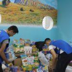 Жамбылда волонтерлық қозғалыс белсенді жүргізілуде