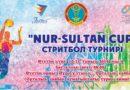 Елордалық саябақта стритболдан «Nur-Sultan Cup» турнирі өтеді