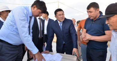 Түркістан облысынан қосылған елдімекендердің инфрақұрылым проблемасы қалай шешіледі?