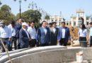 Премьер-министр Арыс қаласын қалпына келтіру жұмыстарын және Түркістандағы құрылыс жұмыстарын тексерді