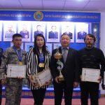Павлодарлық полиция қызметкерлері мергендер жарысында жеңіске жетті